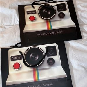 Polaroid Themed Gift Bags